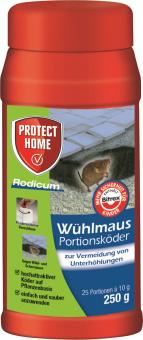 Protect Home Wühlmaus Portionsköder Rodicum