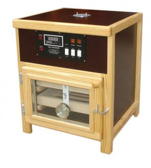 HEKA 1 - Incubator for ca. 70 Hen-Eggs or ca. 110 Bantam-Eggs